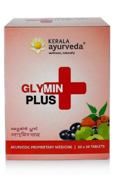 Kerala Ayurveda Glymin Plus