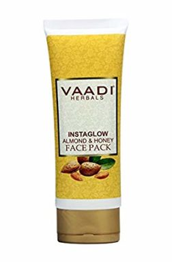 Vaadi Herbals Instaglow Almond & Honey Face Pack