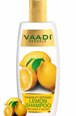 Vaadi Herbals Lemon Shampoo