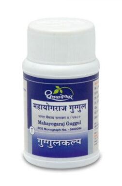 Dhootapapeshwar Mahayogaraj guggul