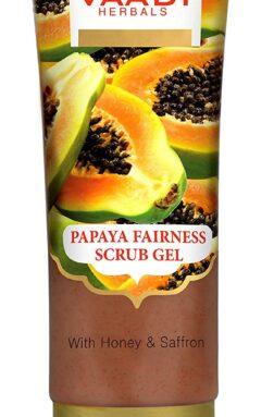 Vaadi Herbals Papaya Fairness Scrub Gel