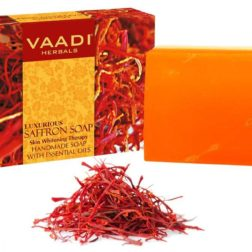 Vaadi Herbals Saffron Soap