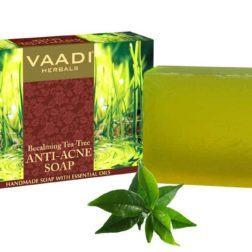 Vaadi Herbals Tea Tree Anti Acne Soap