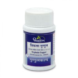 Dhootapaeshwar Triphala Guggul