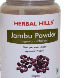Herbal Hills Jambu Beej powder
