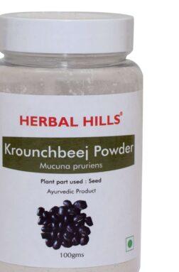 Herbal Hills Krounchbeej Powder