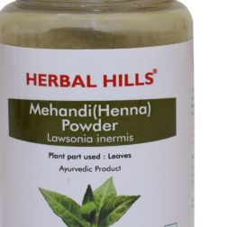 Herbal Hills Mehendi Powder