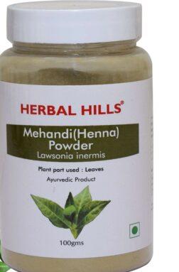 Herbal Hills Mehendi Powder