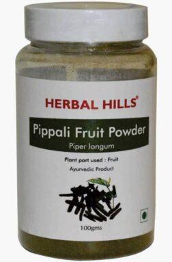 Herbal Hills Pippali fruit Powder