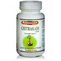 Baidyanath Chitrakadi Vati